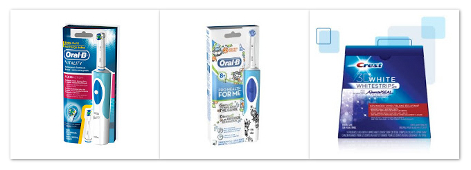 Free Toothbrush, Crest Whitestrips 3D, Brampton Dentist, Dental Office Brampton,
